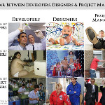 The War Between Developers, Designers & Project Managers ... on Twitpic