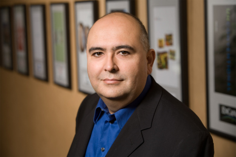 Rodrigo Flores CTO newScale picture